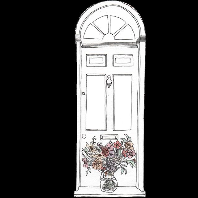 Step 2 - We deliver to your door